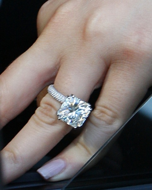 9 carats.  Are you joking?